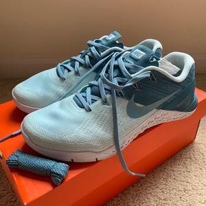 Nike Women's Metcon 3 Glacier Blue Training Shoe